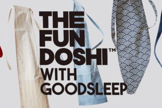 メンズライン『THE FUNDOSHI™️ with good sleep』のご案内